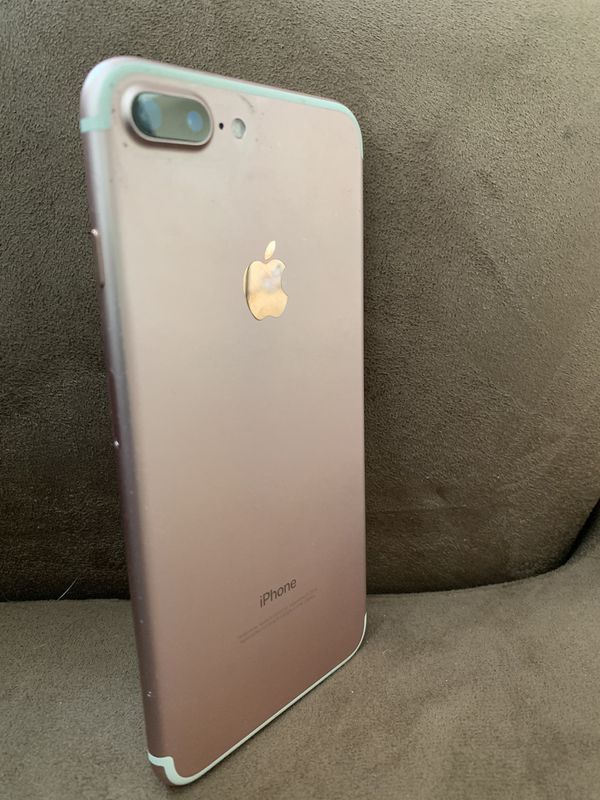iPhone 7 Plus 256GB Unlocked to use with any carrier