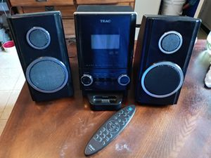 Teac stereo for Sale in New Britain, CT