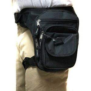 Brand NEW! Black Waist/Hip/Thigh/Leg/Pouch/Holster Style/Bag For Traveling/Everyday Use/Work/Outdoors/Sports/Gym/Hiking/Biking/Fishing for Sale in Compton, CA