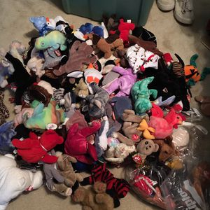 101 beanie babies for Sale in Pittsburgh, PA