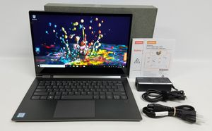 NEW Lenovo Yoga C930-13IKB 2-in-1 Touchscreen Laptop (256GB SSD, Intel i7 @1.8GHz, 12GB RAM) for Sale in Menifee, CA