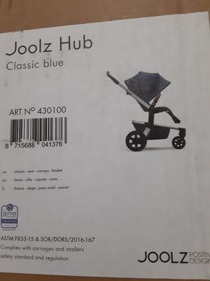 JOOLS HUB COMPLETE STROLLER for Sale in Redwood City, CA