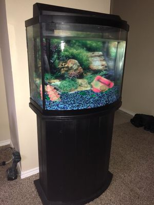 49 gallon fish tank. for Sale in North Richland Hills, TX