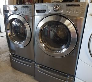 Washer n electric dryer set for Sale in Houston, TX