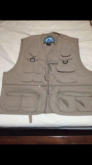 Fishing vest for Sale in Austin, TX