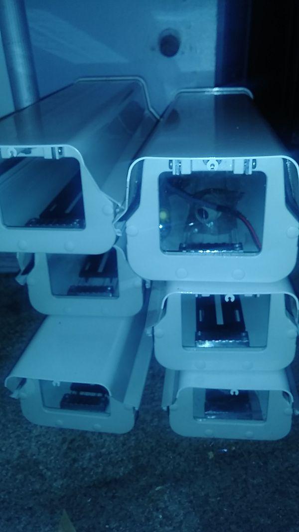 GVI Gv-hou35gb cctv camera housing