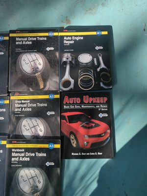 ASE Certified Automotive Textbooks for Sale in Santa Ana, CA