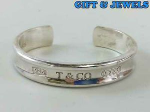 Genuine sterling silver Tiffany and Company bracelet for Sale in FAIRMOUNT HGT, MD