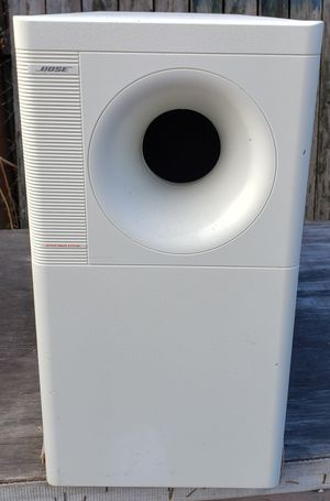 Bose Acoustimass 30 Series II Speaker for Sale in Washington, DC