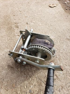 Boat winch for Sale in Amherst, OH