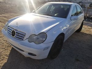 2002 Mercedes C240 @ U-Pull Auto Parts 048632 for Sale in Nellis Air Force Base, NV
