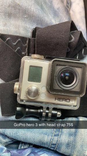GoPro hero 3 for Sale in Fort Meade, FL