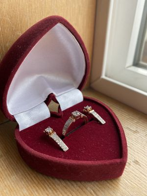 14K rose gold engagement ring for Sale in Vancouver, WA