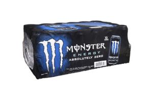 Case Monster Energy Drink for Sale in Jersey City, NJ
