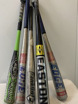Baseball bats (4) for Sale in Paramount,  CA