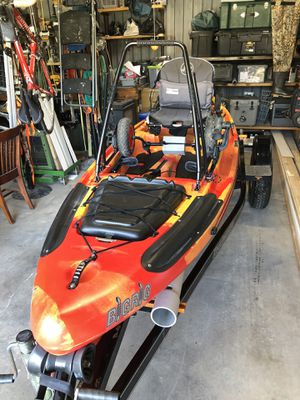 Jackson Big Rig Kayak for Sale in Annetta North, TX