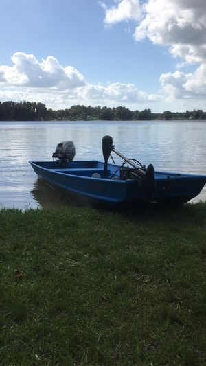 14 foot John boat for Sale in Hudson, FL
