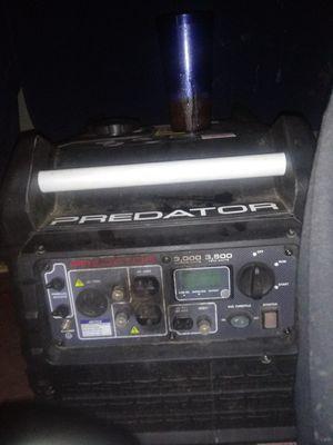 Predator 3500 generator for Sale in Chico, CA