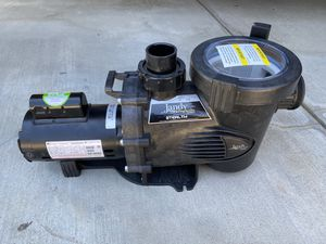 Pool and Spa Pump/Motor Jandy ProSeries Pumps Model SHPM for Sale in Riverside, CA