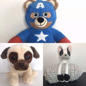 Stuffed animals - price per each for Sale in VLG OF LAKEWD, IL