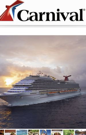 4-5 Day Carnival Cruise OR All-Inclusive Trip For TWO OBO for Sale in Clarksville, TN