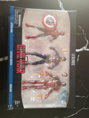 Marvel captain America civil war for Sale in Victorville, CA