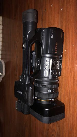 Sony HDR-FX1 Digital HDV Handyman Camcorder for Sale in Abilene, TX