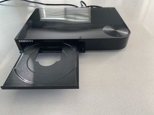 SAMSUNG COMPACT BLU-RAY PLAYER for Sale in San Diego, CA