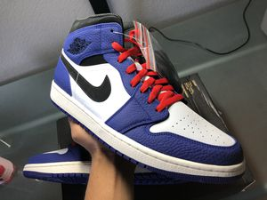 Nike Air Jordan 1 Mid SE Deep Royal Blue Sz 12 ONLY 120$! for Sale in San Leandro, CA