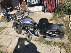 Mini chopper Harley Davidson 110cc for Sale in Jennings, MO