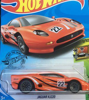 Hot wheels Jaguar XJ xj220 NEW!!! collectible die cast toy car $3 obo trade Hotwheels jdm honda Nissan datsun Civic crx integra gtr skyline for Sale in Colton, CA