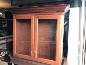 Cabinets for kitchen. Uppers and lowers available for Sale in Tacoma, WA