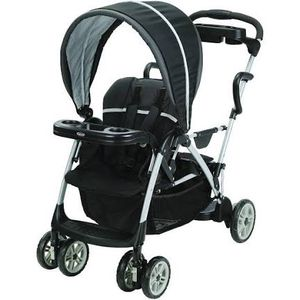 Graco roomfor2 stand and ride double stroller for Sale in Santa Ana, CA