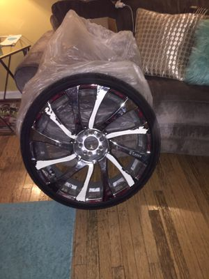 Tires and rims for Sale in Nashville, TN