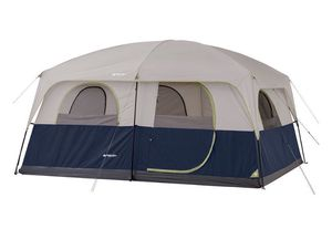 14x10 Family cabin Tent sleeps 10 for outdoor camping for Sale in Long Beach, CA