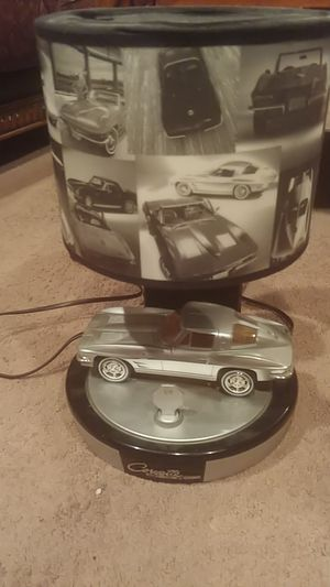 Chorvette lamp for Sale in Orland Park, IL
