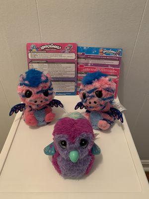3 Hatchimals for Sale in Glen Burnie, MD