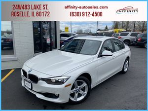 2015 BMW 3 Series for Sale in Roselle, IL