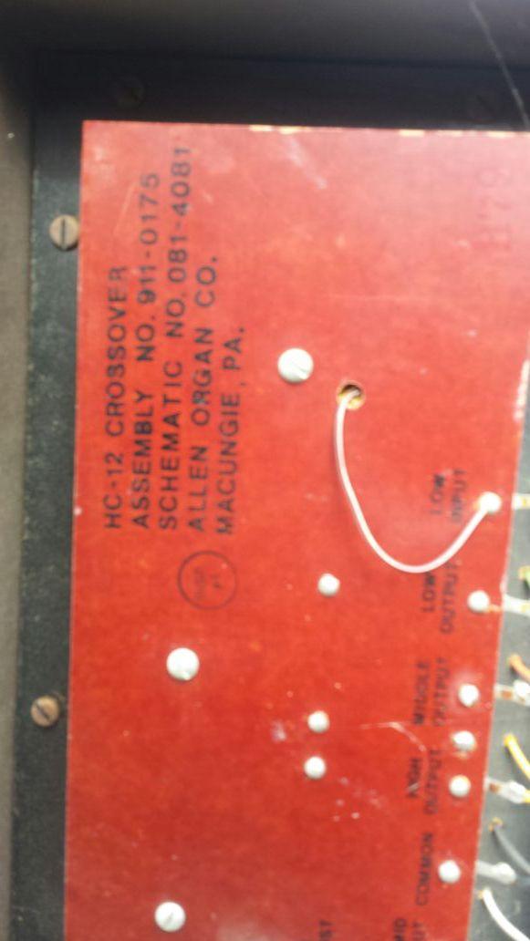 Sub woofer speakers Allen organ hc 12 for Sale in San Jose, CA - OfferUp