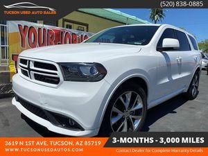 2014 Dodge Durango for Sale in Tucson, AZ