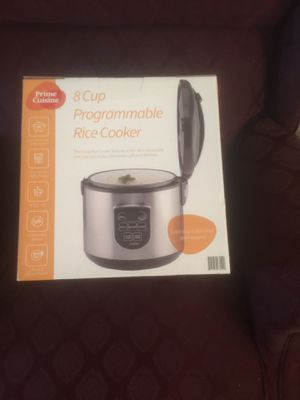 PRIME CUISINE RICE COOKER for Sale in Hayward, CA