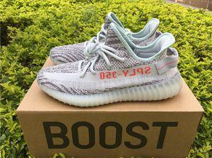 Adidas Yeezy Boost 350 V2 blue tint w/ receipts for Sale in Philadelphia, PA