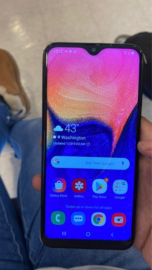 Galaxy A10e unlocked for Sale in Washington, DC