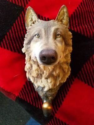 Wolf wall hook for Sale in Prineville, OR