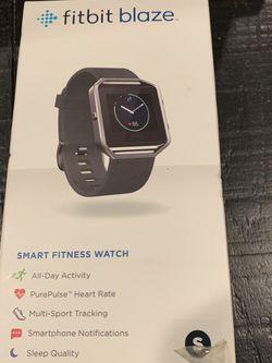 Fitbit Blaze Smarty Fitness Watch for Sale in League City,  TX