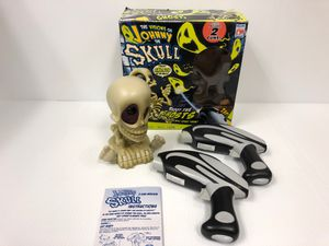 The Visions of Johnny the Skull - Kids Laser Projection Game for Sale in Glenview, IL
