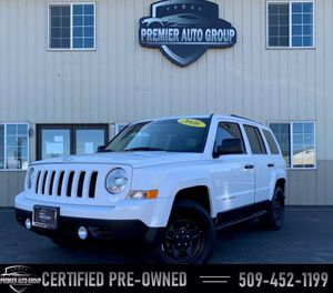 2016 Jeep Patriot for Sale in Union Gap, WA