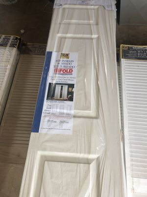 New bifold closet doors for Sale in Elyria, OH