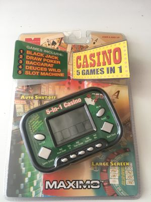 Game for Sale in Fort McDowell, AZ