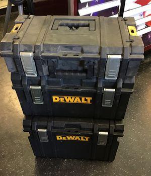 Dewalt tool box for Sale in Midvale, UT
